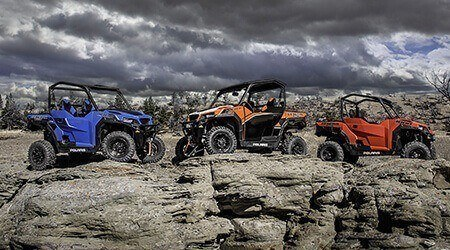 Showroom at Frank Powersports | Scottsbluff, NE